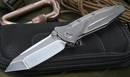 Microtech Marfione Custom Socom Tanto - Satin Finish - SOLD