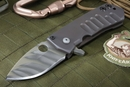 Crusader Forge V.I.S.T.  Tactical Folding Knife - SOLD