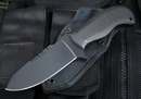 Winkler Utility Knife - KG Finish - Micarta - OUT OF STOCK