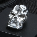 Starlingear Flame Stealth Sterling Silver Bead
