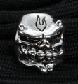 Starlingear Devil Bruiser Sterling Silver Bead - SOLD