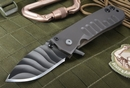 Crusader Forge FIFP Fear is For Prey Tactical Folding Knife - SOLD
