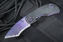 Warren Thomas Medium RC Ti and G-10 Folding Knife - SOLD