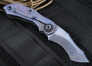 Warren Thomas Ryu Ti and G-10 Frame Lock Folding Knife - SOLD