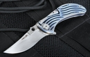 Brian Tighe - Mini Tighe Rod Tactical Folding Knife -SOLD