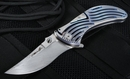 Brian Tighe - Tighe Rod Tactical Folding Knife - SOLD
