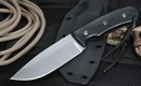KnifeArt.com Everyman Fixed Blade - Black