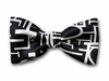 """Bow Tie """"Abstract"""""""