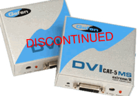 EXT-DVI-CAT5-MS - Gefen EXT-DVI-CAT5-MS - EXT-DVI-CAT5-MS