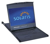 "RWS119-N-101e - Raloy 19"" LCD Drawer<br> for SUN Solaris - RWS119-N-101e"