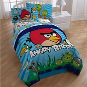 Angry Birds Kids Bedding