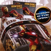 Iron Man Armour Bedding for Boys