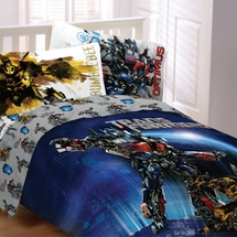 Transformers  Kids Bedding-Armada