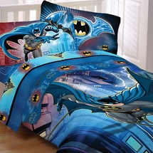 Batman Kids Bedding-Lightning Night
