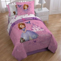 "Sofia The First ""Sweet Princess""  Bedding"
