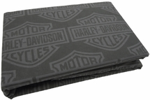 Harley Davidson� Tattoo Full Bedskirt