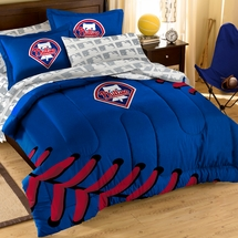 Phillies Comforter Set with Shams