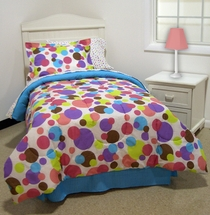 DOTS & STRIPES Bed In A Bag for Kids