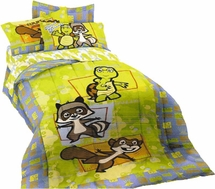 OVER THE HEDGE Bedding for Kids