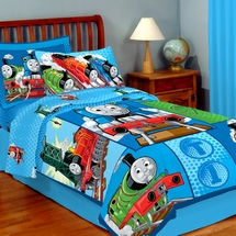 Thomas The Tank Track Star Bedding