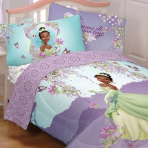 The Princess and the Frog Bedding