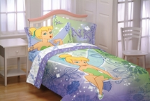 Tinkerbell Traditions Kids Bedding for Girls