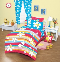 Tweety SIMPLY DAISY Kids Bedding for Girls