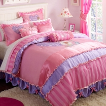 Fancy Nancy RSVP Bedding for Girls