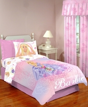 Barbie Roses Bedding for Girls