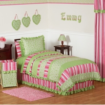 Olivia Bedding Ensemble for Kids