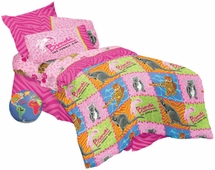 BINDI'S JUNGLE Bedding for Girls
