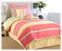 Nautica Caitlin Mini-Bedding-Set for Girls & Teens