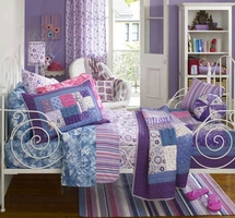 Freckles BALI GIRL Bedding for Girls