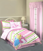 Princess ROSES & RIBBONS Kids Bedding for Girls