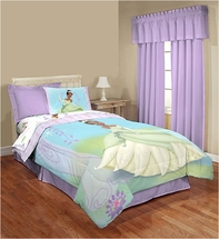 Princess & The Frog VINE Bedding for Girls