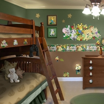 ZOOTLES Kids Bedroom Decor
