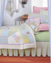 Pixie Chix Cotton Quilts and Bedding Accessories