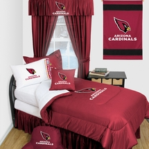 Arizona Cardinals Locker Room Bedding & Accessories
