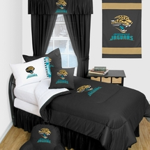Jacksonville Jaguars Locker Room Bedding & Accessories