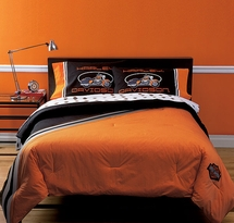 Harley Davidson� Classic Bed Set for Kids, Teens, Adults