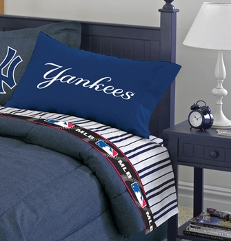 new york yankees bedding yankees bedding sports team bedding kids