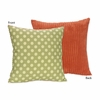 Forest Friends Reversible Decorative Pillow