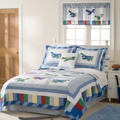 Fly Away Quilt Set & Accessories