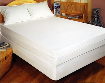 Allergy Relief  Zippered Mattress and Pillow Covers