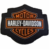 Harley Davidson� Fireball Decorative Pillow