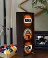 "Harley Davidson ""Born To  Ride"" Traffic Light Lamp"