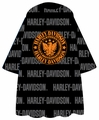 Harley Davidson Comfy Throw Blanket