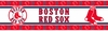 MLB Boston Red Sox Peel & Stick Wall Border