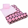 Big Dots Pink Sleeping Bag