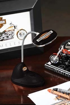 Harley Davidson� Led Light Desk Lamp